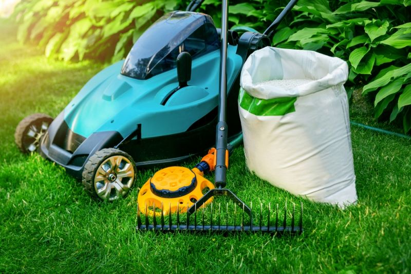 April Lawn Care Tips